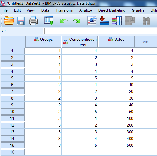 Dummy-Coded Regression in SPSS 1