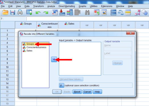 Dummy-Coded Regression in SPSS 2
