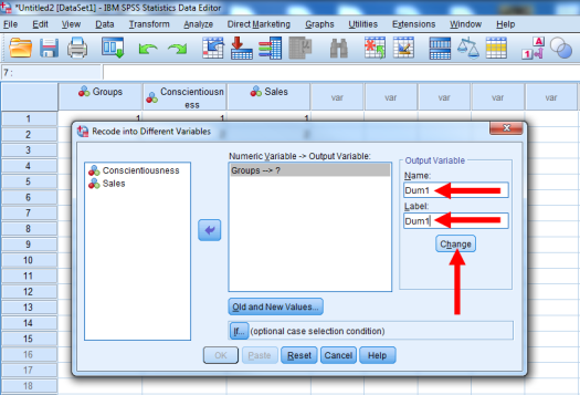 Dummy-Coded Regression in SPSS 3