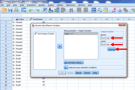 Two-Sample T-Test in SPSS 5