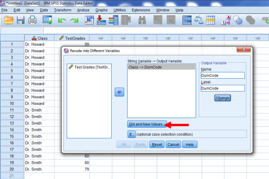 Two-Sample T-Test in SPSS 6