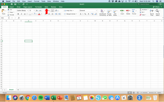 Activating Data Analysis for Mac - Step 5